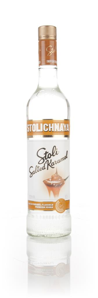 Stolichnaya Salted Karamel Flavoured Vodka