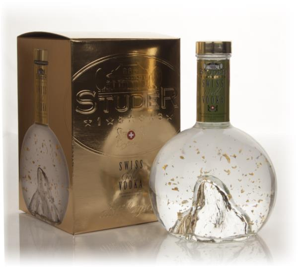 Studer Swiss Gold Plain Vodka