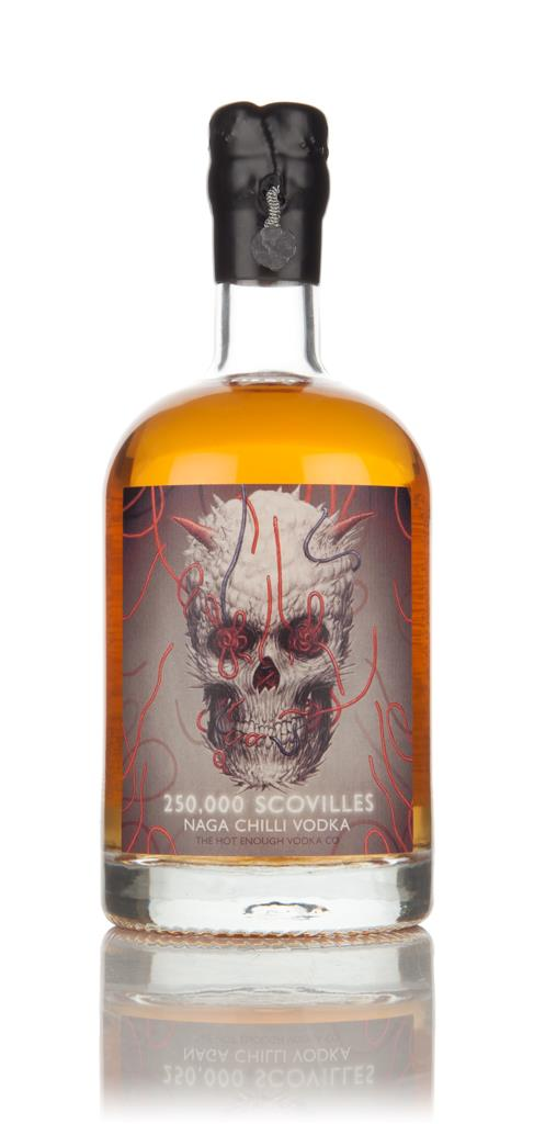 250,000 Scovilles Naga Chilli Vodka 50cl Flavoured Vodka