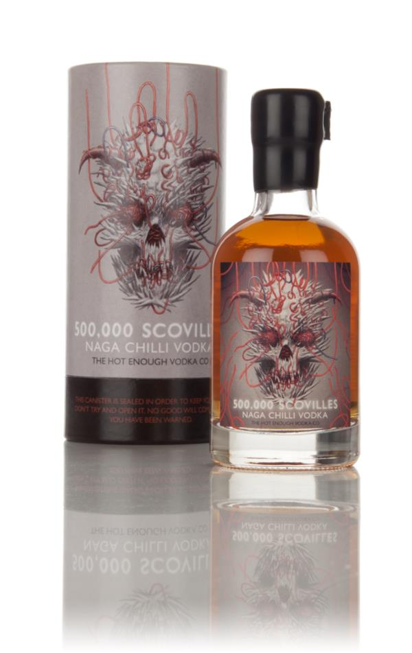 500,000 Scovilles Naga Chilli Vodka 20cl Flavoured Vodka
