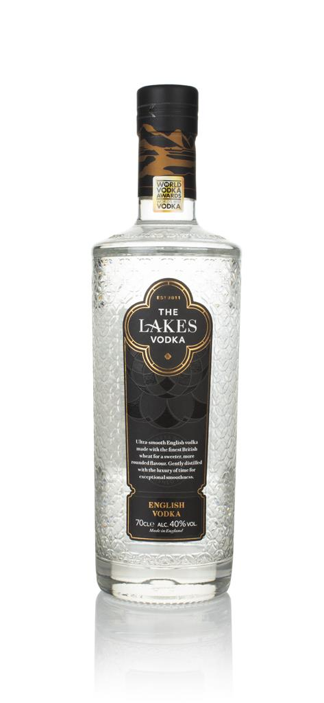 The Lakes Plain Vodka