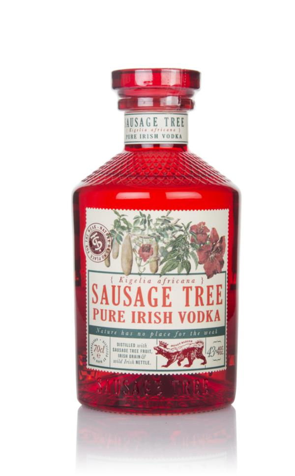 Sausage Tree Flavoured Vodka