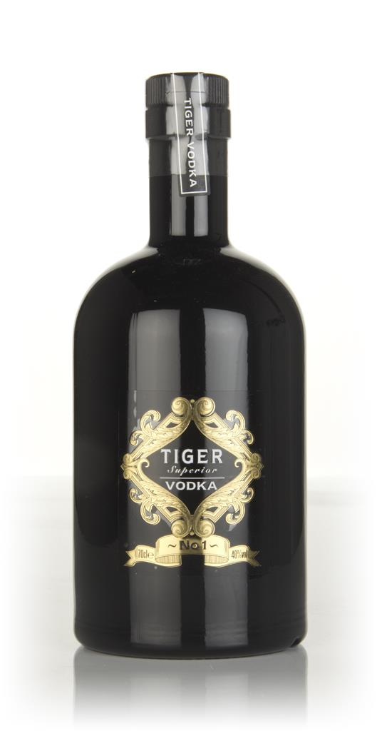 Tiger Plain Vodka