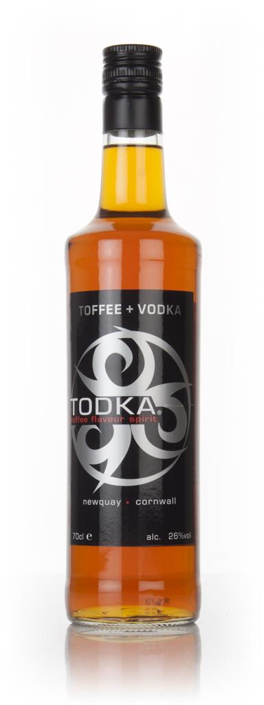 Todka Toffee Flavoured Vodka