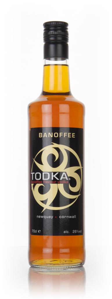 Todka Banoffee Flavoured Vodka