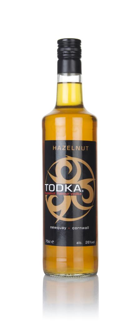 Todka Hazelnut & Toffee Flavoured Vodka