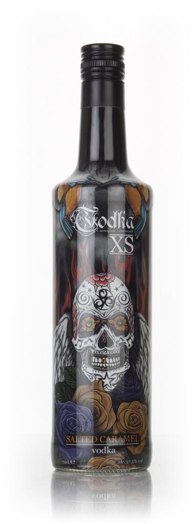 Todka XS Salted Caramel Flavoured Vodka