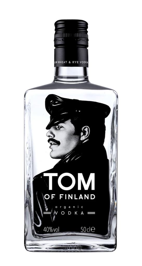 Tom of Finland Organic Plain Vodka