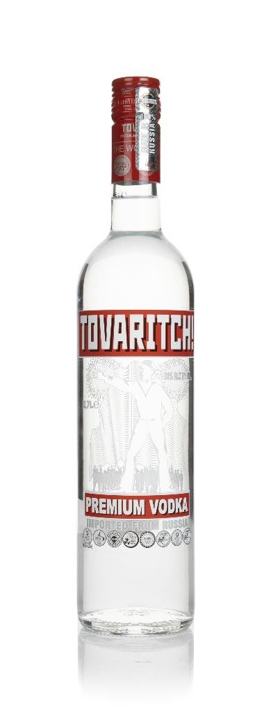 Tovaritch! Russian Plain Vodka