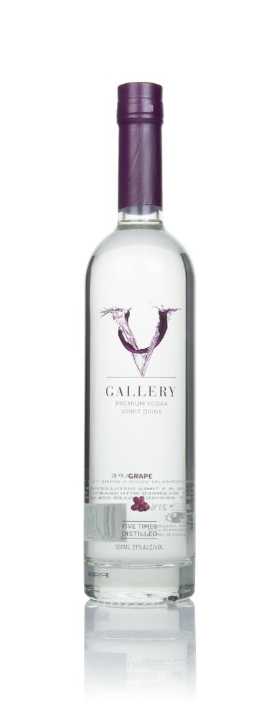 V Gallery Grape Flavoured Vodka