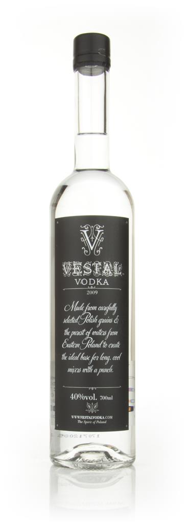 Vestal Rye Vodka 2009 3cl Sample Plain Vodka