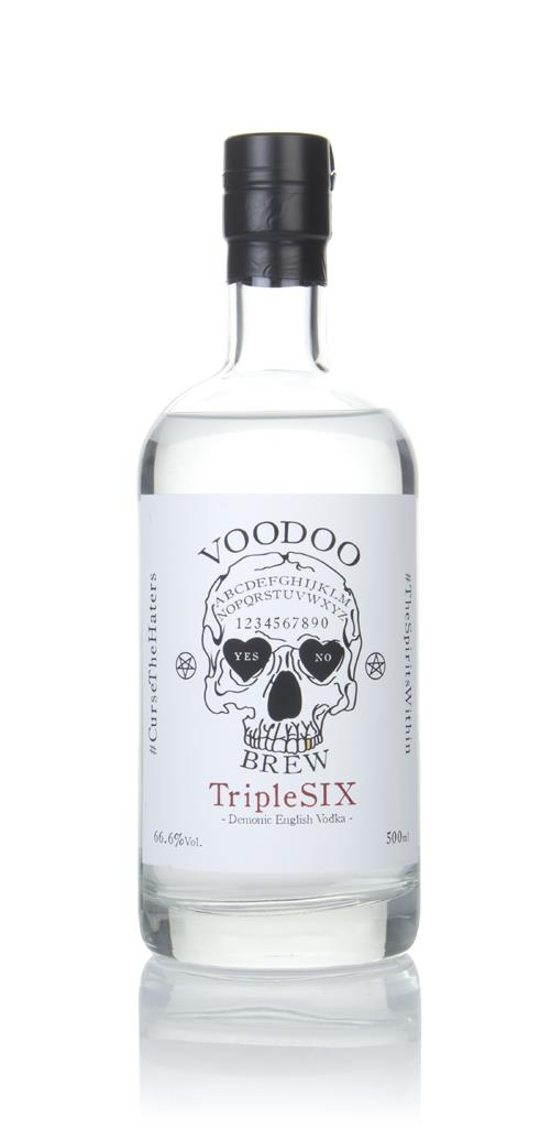 Voodoo Brew Vodka TripleSIX Plain Vodka