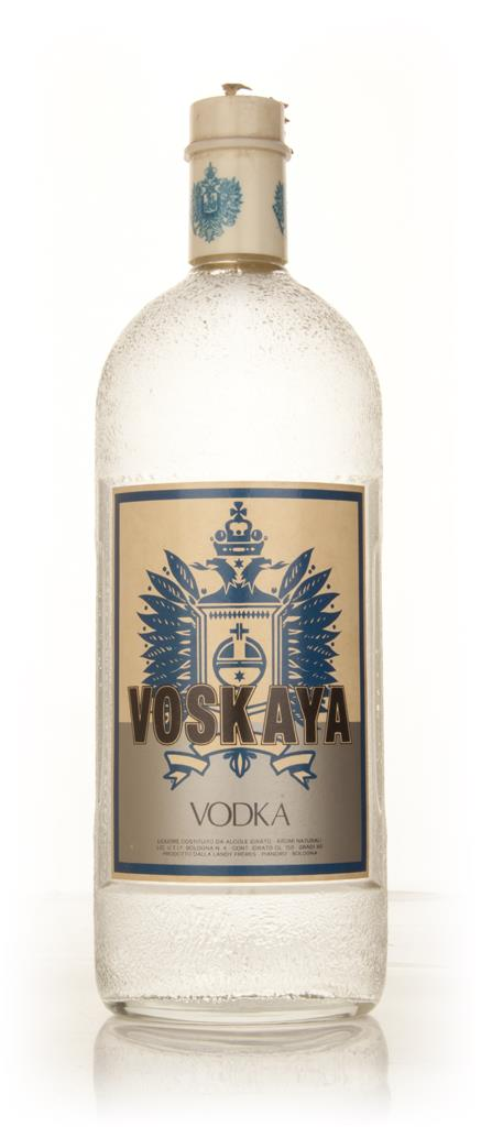 Voskaya Vodka 1.5l - 1960s Plain Vodka