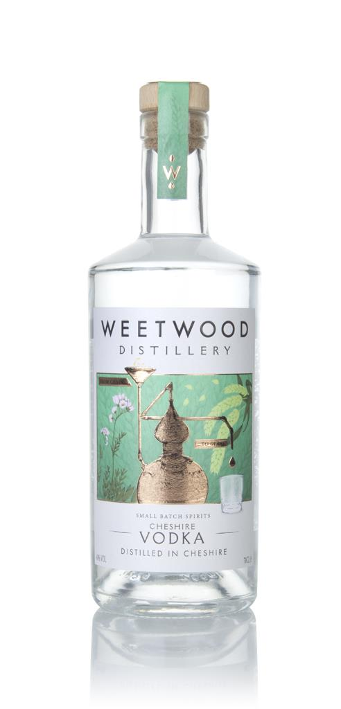 Weetwood Cheshire Plain Vodka