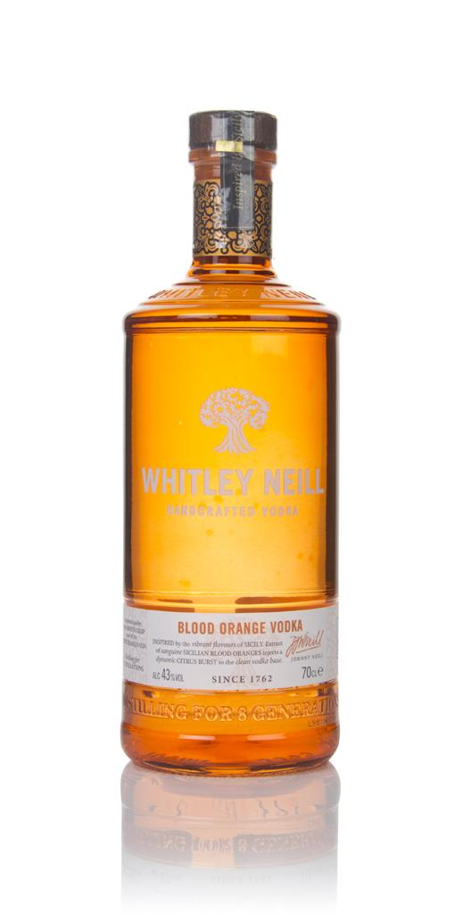 Whitley Neill Blood Orange Flavoured Vodka