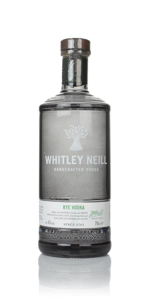 Whitley Neill Rye Plain Vodka
