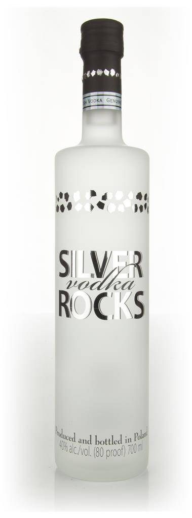 Silver Rocks Plain Vodka