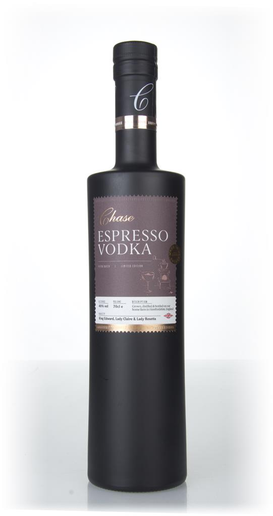 Chase Espresso Flavoured Vodka
