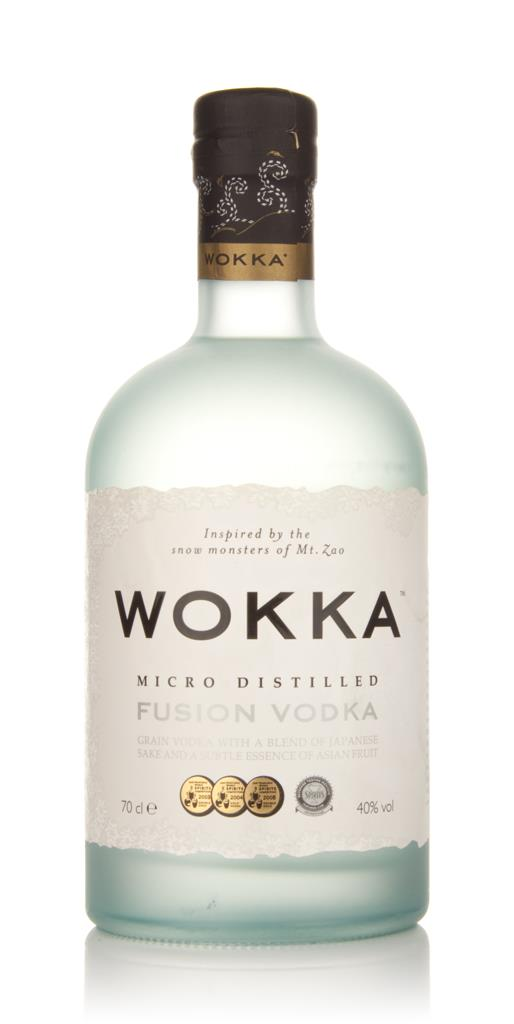 Wokka Fusion Plain Vodka