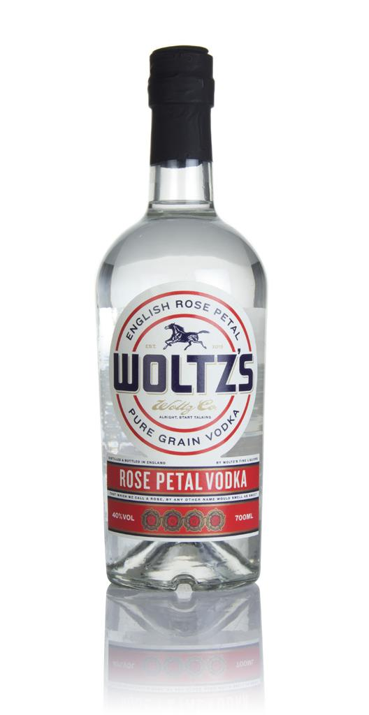 Woltz Rose Petal Flavoured Vodka