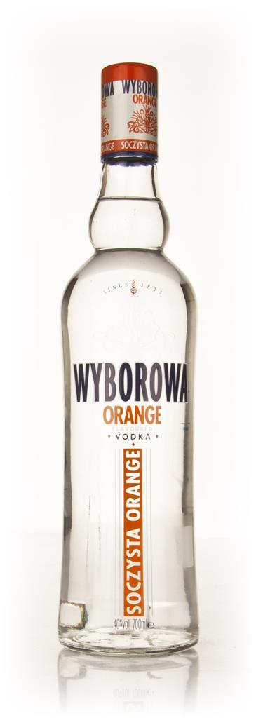 Wyborowa Orange Flavoured Vodka