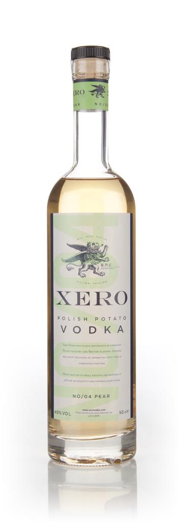 Xero Pear Flavoured Vodka