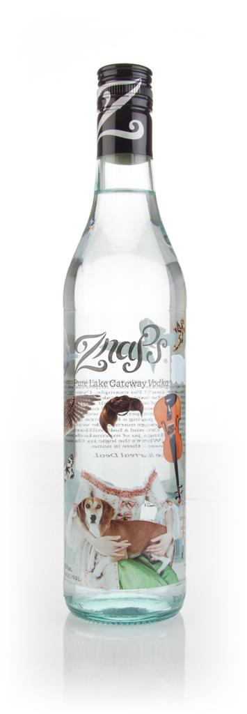 Znaps Pure Lake Gateway Plain Vodka