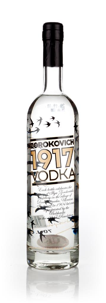 Zorokovich 1917 Plain Vodka