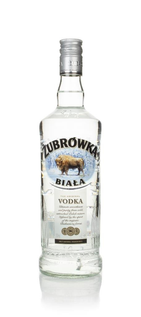 Zubrowka Biala Winter Rye Plain Vodka