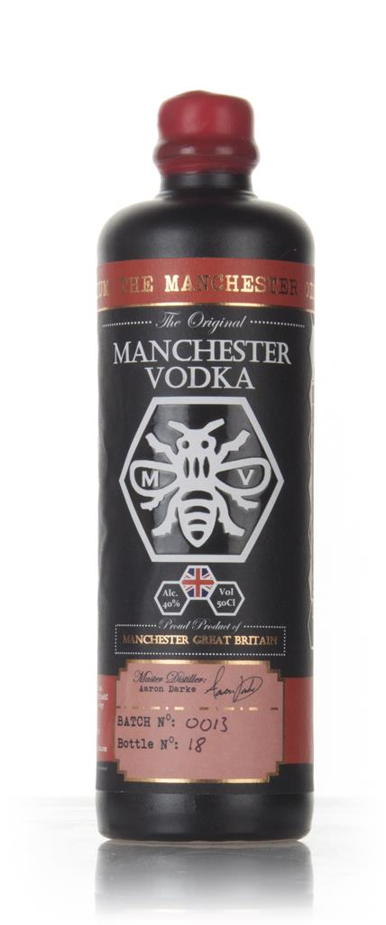 The Original Manchester Vodka 3cl Sample Plain Vodka