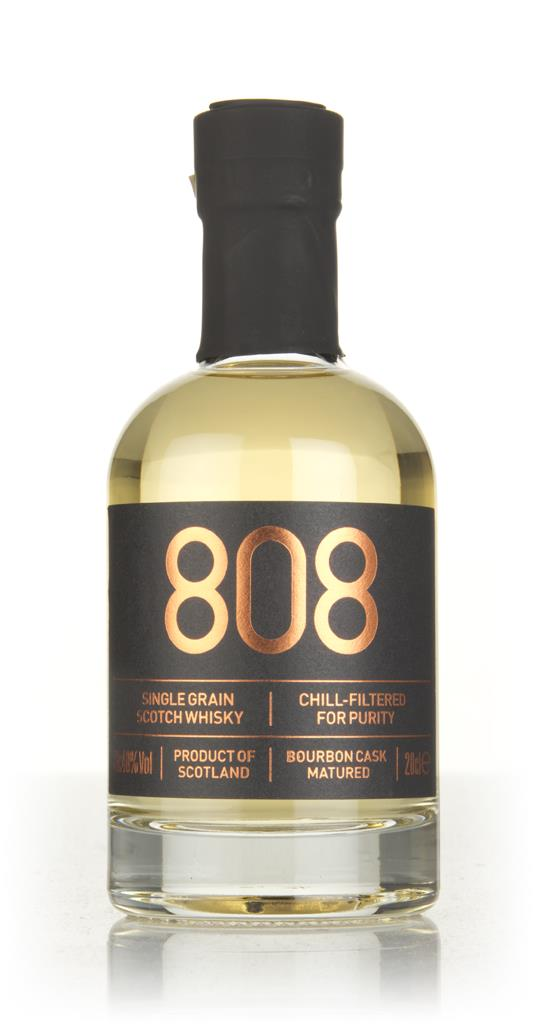 8O8 Whisky (808) (20cl) Grain Whisky