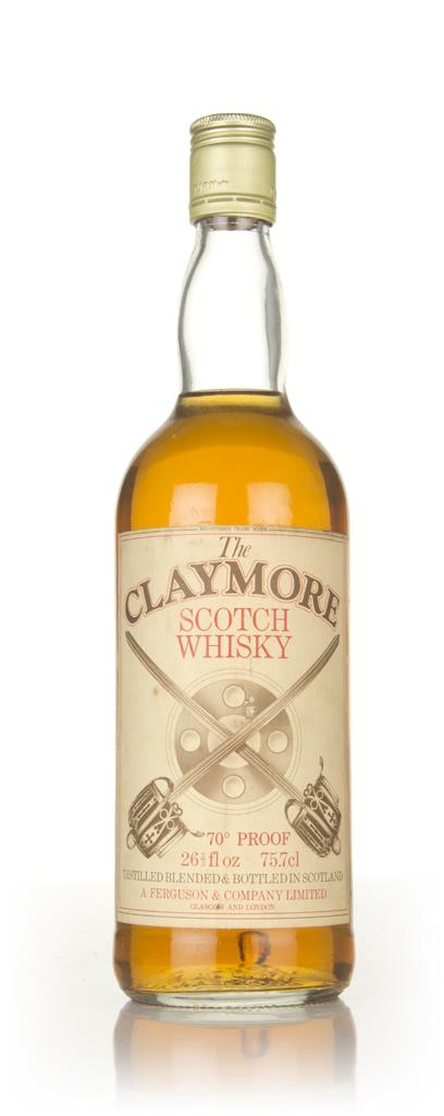 The Claymore - 1970s Blended Whisky