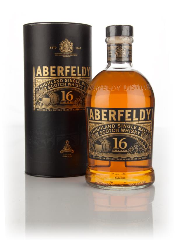 Aberfeldy 16 Year Old Single Malt Whisky