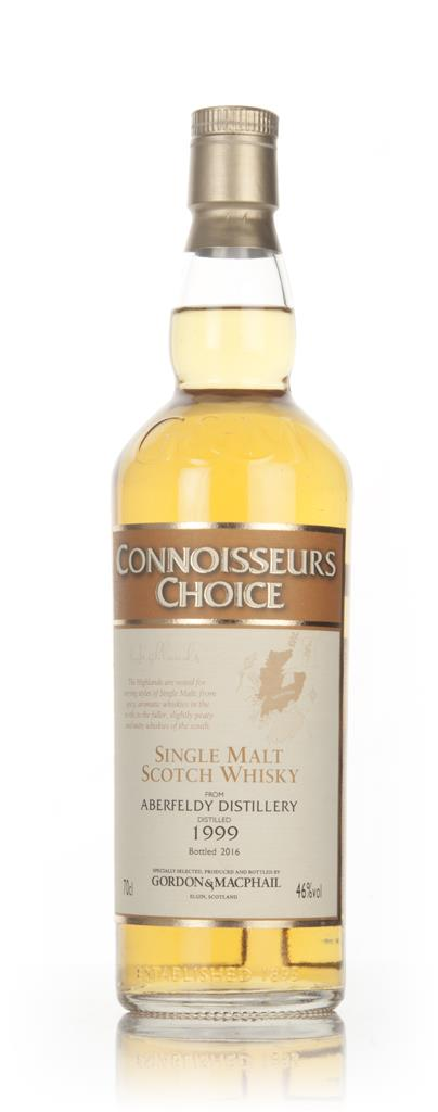 Aberfeldy 1999 (bottled 2016) - Connoisseurs Choice (Gordon & MacPhail Single Malt Whisky