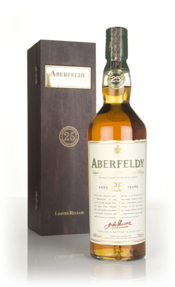 Aberfeldy 25 Year Old Single Malt Whisky