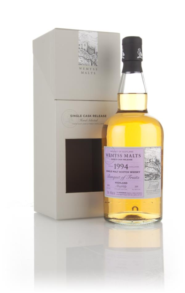 Banquet of Fruits 1994 (bottled 2015) - Wemyss Malts (Aberfeldy) Single Malt Whisky