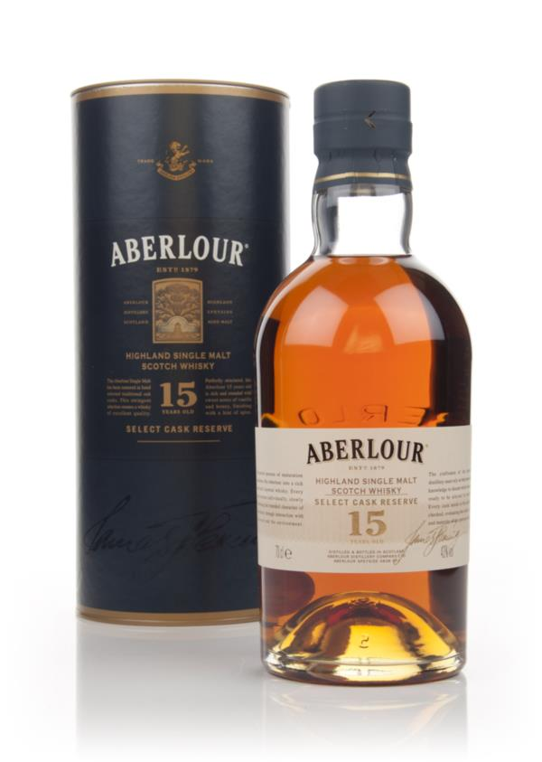 Aberlour 15 Year Old Select Cask Reserve Single Malt Whisky
