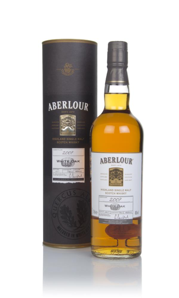 Aberlour 2007 (bottled 2017) - White Oak Cask Maturation Single Malt Whisky
