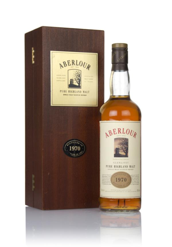 Aberlour 21 Year Old 1970 (bottled 1991) Single Malt Whisky