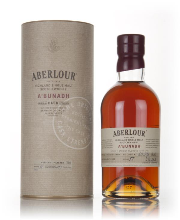Aberlour ABunadh Batch 57 Single Malt Whisky