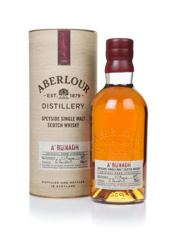 Aberlour ABunadh Batch 61 Single Malt Whisky