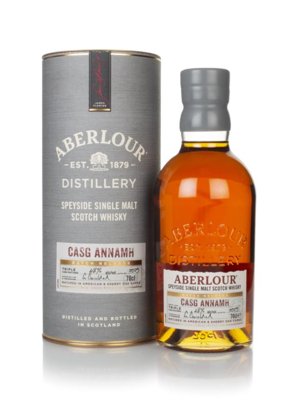 Aberlour Casg Annamh Batch 1 Single Malt Whisky