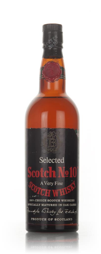Acredyke Selected Scotch No.10 - 1960s Blended Whisky