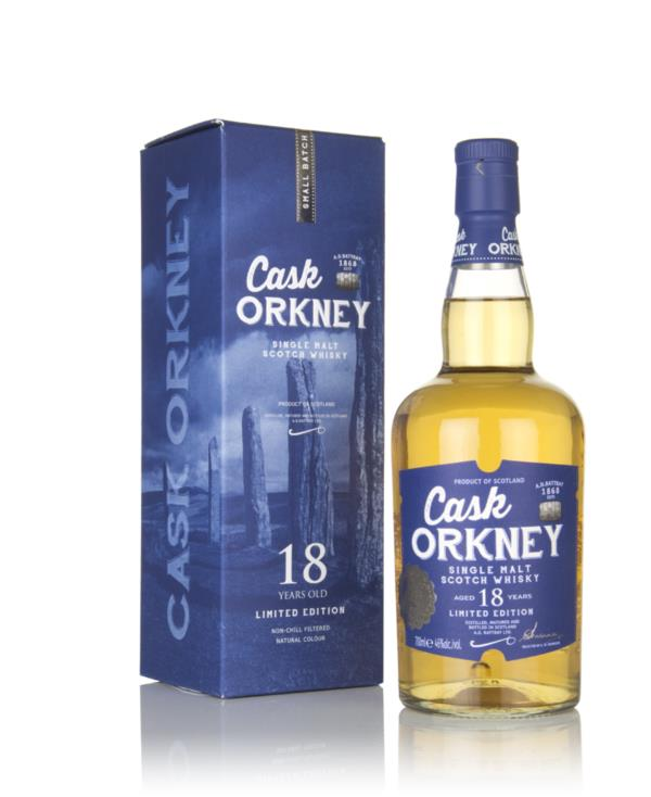 Cask Orkney 18 Year Old (A.D. Rattray) Single Malt Whisky