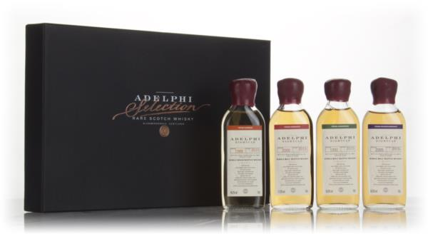 Adelphi Nightcap Edition #6 Blended Whisky