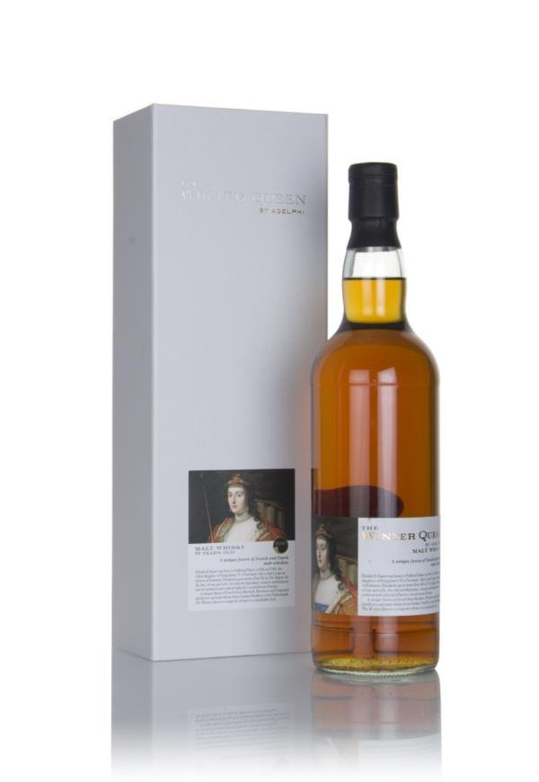 The Winter Queen 19 Year Old Blended Malt Whisky