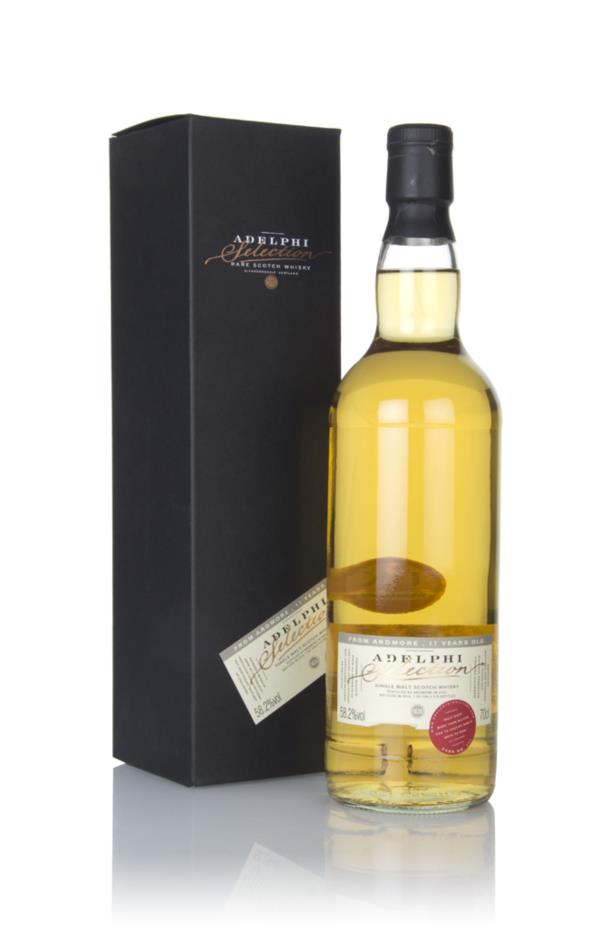 Ardmore 17 Year Old  2002 (cask 317) (Adelphi) Single Malt Whisky