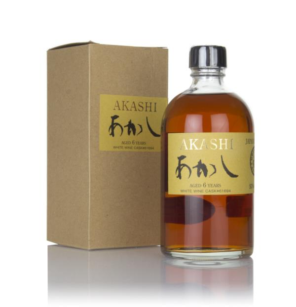 Akashi 6 Year Old (cask 61694) - White Wine Cask Single Malt Whisky