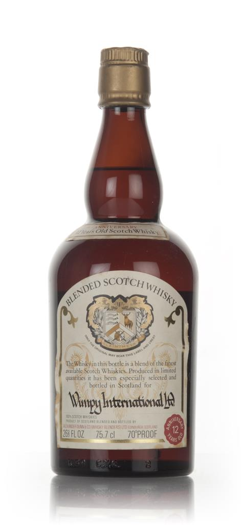 Alexander Dunn Slaintheva Blended Scotch Whisky - Wimpy International Blended Whisky