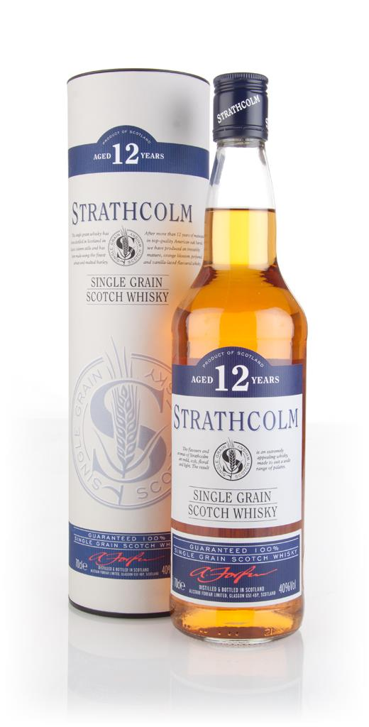 Strathcolm 12 Year Old (Alistair Forfar) Grain Whisky